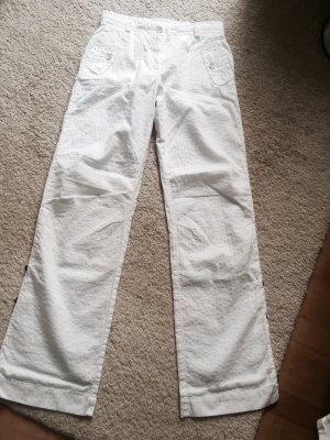 weiße Jeans im Marlene Style, Closed, Gr. 38 it.
