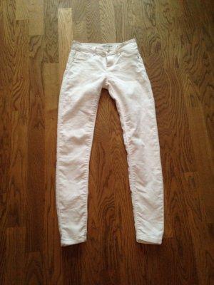 Weisse Jeans in Gr. 34