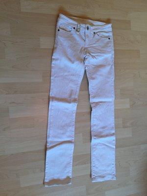 Weiße Jeans in Größe 26