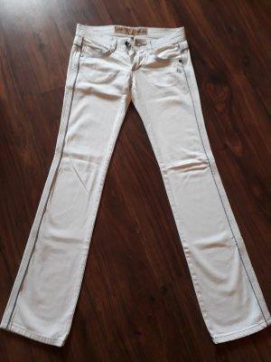 weiße Jeans max. 2x getragen
