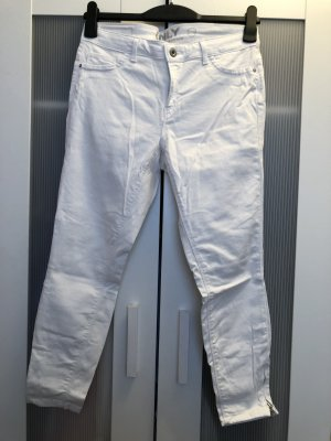 Only Jeans a 7/8 bianco