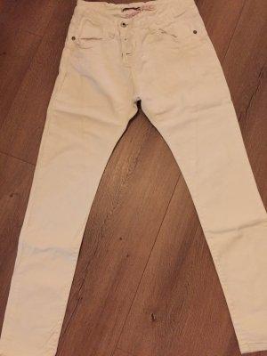 Weiße Jeans Please xxs