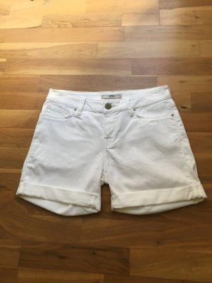 Weiße Jeans Shorts Größe 29 von MAVI