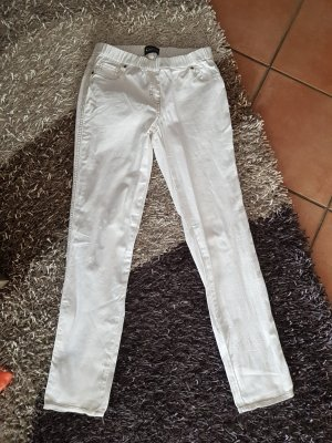 Weisse Jeans Treggings v. LAURA SCOTT Gr. 40