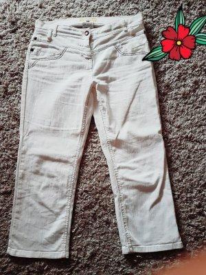 Weiße Jeans von Biba