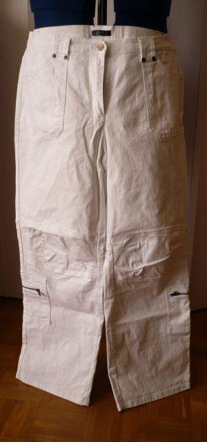 weiße Jeans von Bon Prix