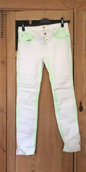 Weiße Jeans von Boss Orange