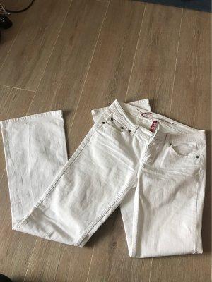 Weisse Jeans von edc