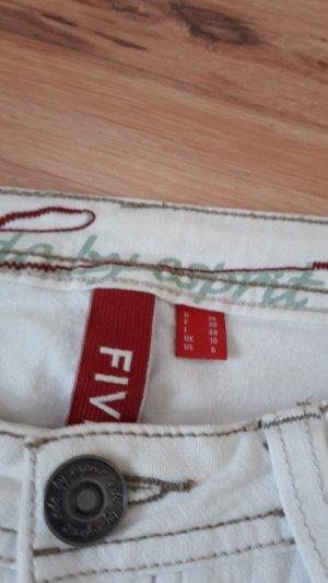edc by Esprit Jeans 7/8 blanc-blanc cassé