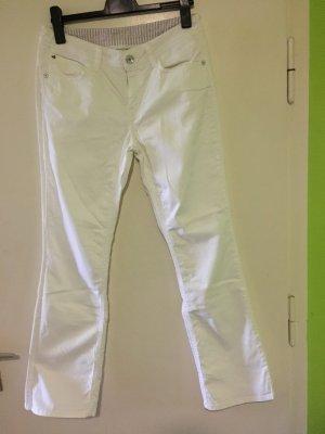 Weiße Jeans von Esprit in Größe 32/32