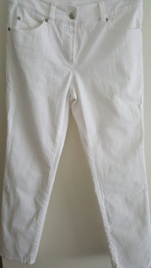 Gerry Weber Jeans stretch blanc coton