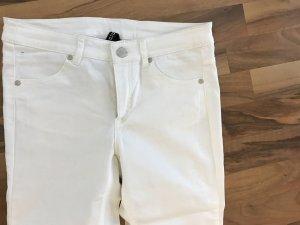 weiße Jeans von H&M Divided