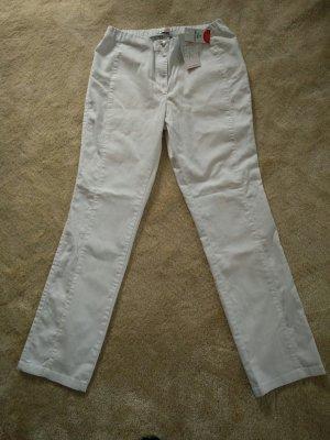 Weiße Jeans von Helena Vera, Neu