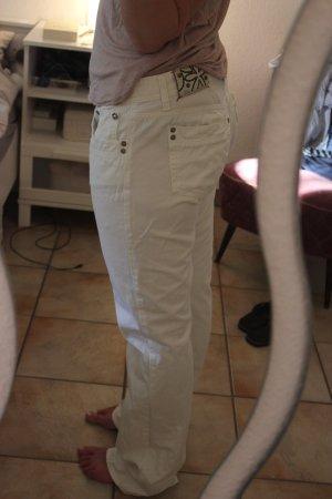 weiße Jeans von LTB Gr 32/32 low rise fit