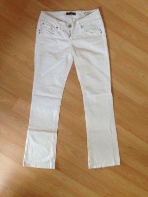 Weiße Jeans von LTB Größe 34