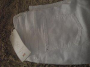 Weiße Jeans von MAC, Modellbez. DREAM