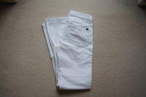 weiße Jeans von Oasis Gr. 34 Modell Scarlet wie neu Bootcut