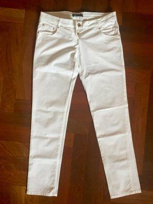 Weiße Jeans von Patrizia Pepe