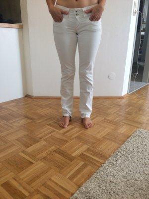 Weiße Jeans von Pepe