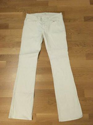 Weiße Jeans von Seven for all mankind. Größe 29