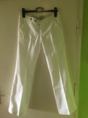 TRF Jeans white cotton