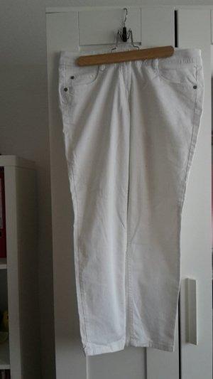 Weiße Jeanshose größe 40