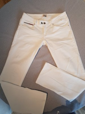 Weiße Jeanshose *hilfiger*