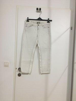 Weiße Jeanshose Mango [Reduziert: Letzter Preis €2,00]