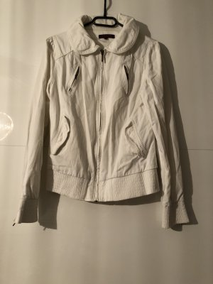Review Veste en jean blanc