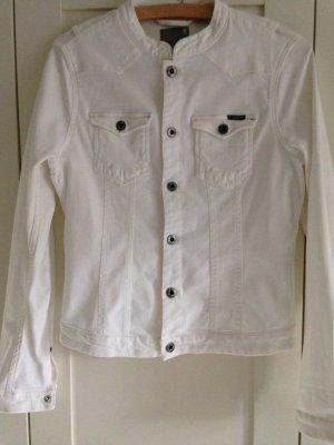 Weiße Jeansjacke von G-Star - Größe M