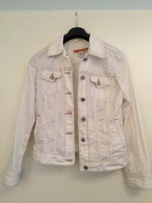 Weiße Jeansjacke von GAP