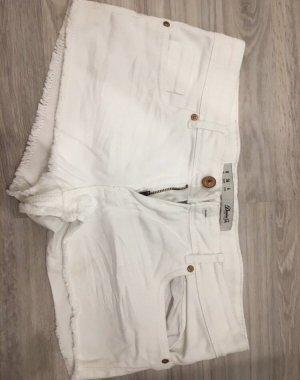 Denim Co. Denim Shorts white