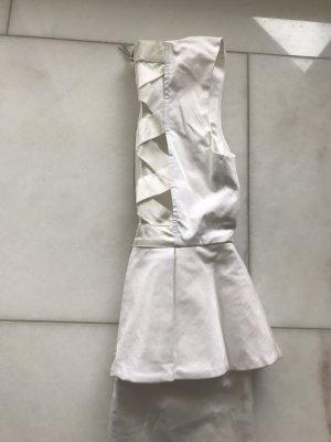 Weiße Kleid