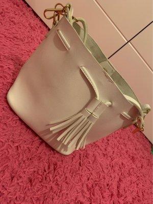 Weiße kleine Tasche