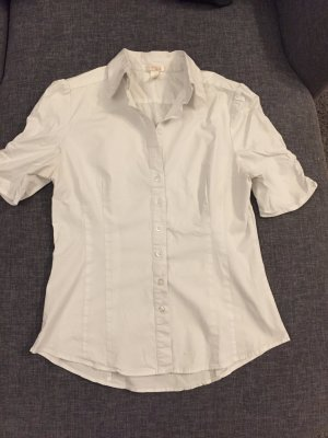 Ambiance Camicetta a blusa bianco