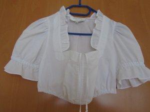 Angermaier Blusa blanco
