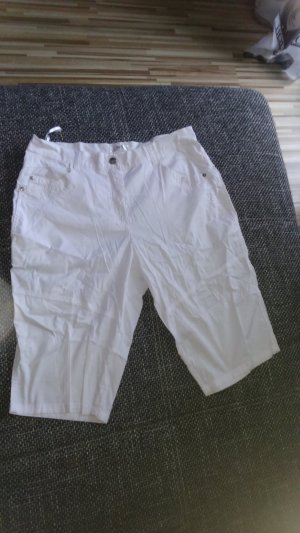 b.p.c. Bonprix Collection Shorts blanco puro