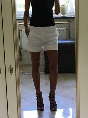 Weiße kurze Shorts # kurze chino Hose Zara Neu!