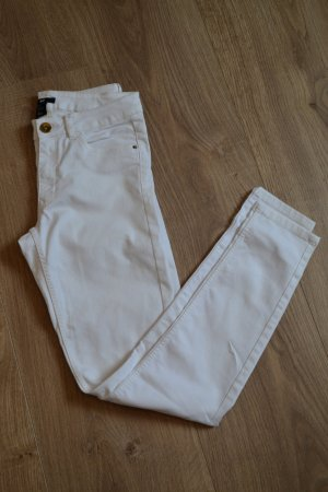H&M Tube jeans wit