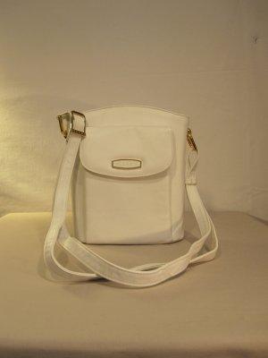Weiße Leder - Umhängetasche von PICARD