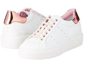 Bogner Sneakers wit Leer