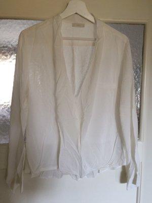 Weiße, leichte Bluse