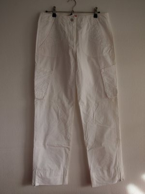 Apriori Trousers white cotton