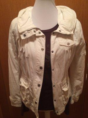 Weiße leichte Jacke von H&M