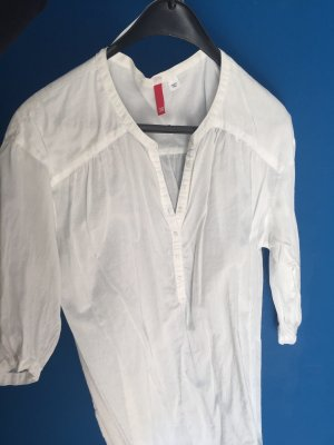 H&M Conscious Collection Blouse en lin blanc
