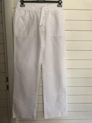 edc by Esprit Linen Pants white