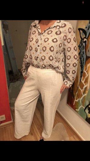 Weiße Leinenhose TE Mode Gr. 2