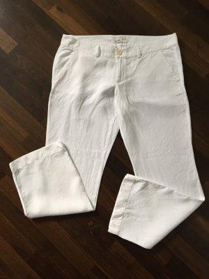 Weiße Leinenhose von Esprit