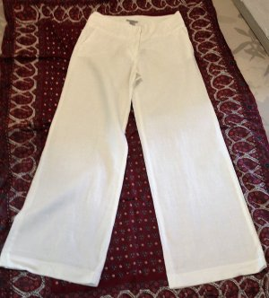 H&M Marlene Trousers white