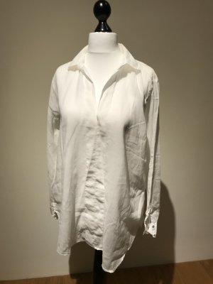 Zara Blouse blanc cassé